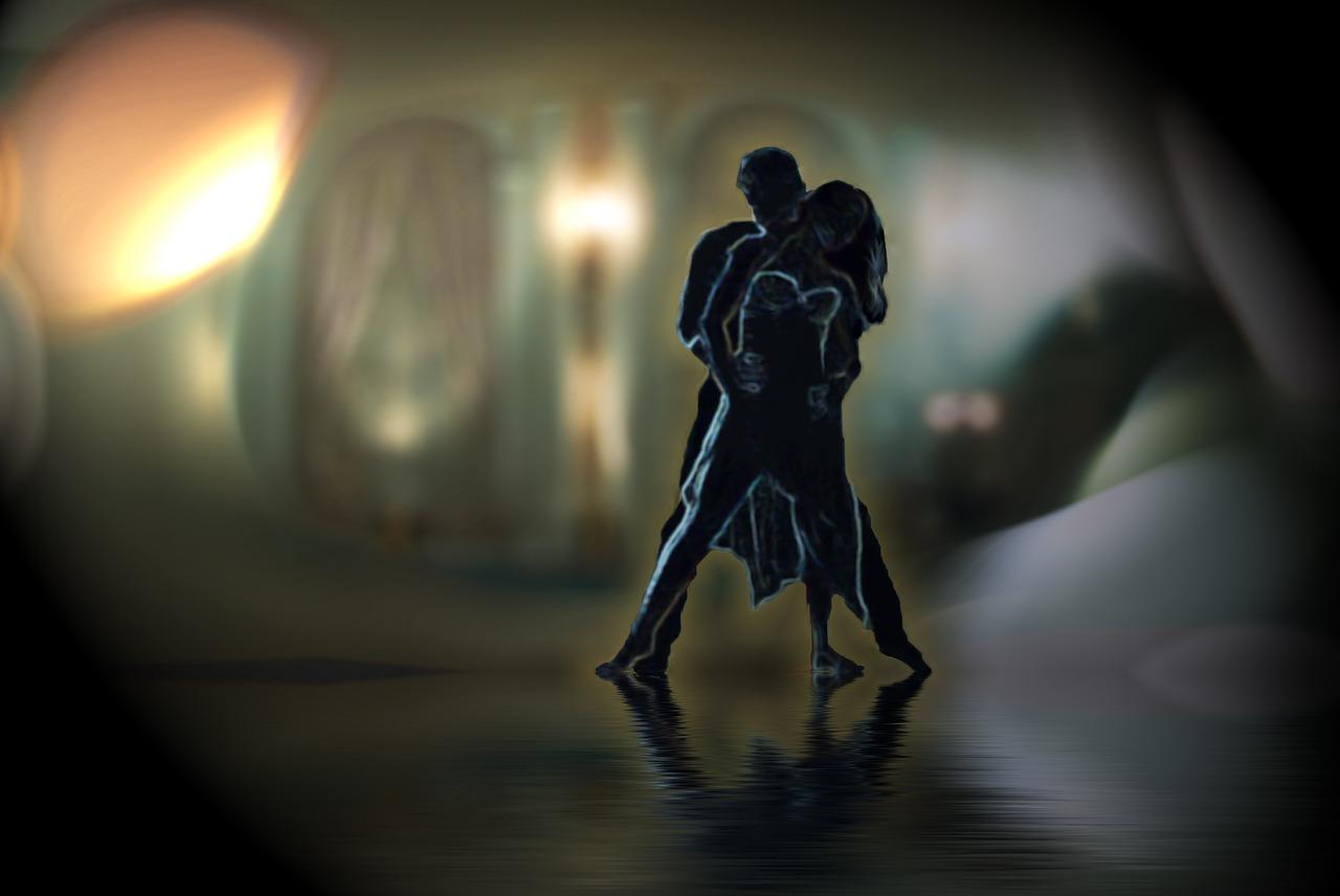Avoir confiance en soir en danse de couple